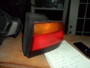 1992 92 1993 93 1994 94 eagle talon rh taillight oem