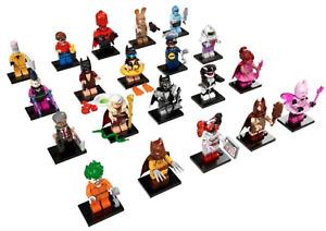 Lego New Series 71017 Minifigures The LEGO Batman Movie Series 1 Collectible