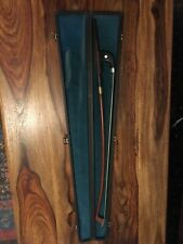 G. Werner stamped old double bass bow with hard case?