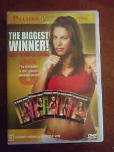 Biggest Winner How to Win By Losing (DVD) Complete 5 Disc Workout Series