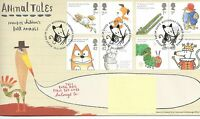 GB - FIRST DAY COVER - FDC - COMMEMS -2006- ANIMAL TALES - Pmk MOUSEHOLE