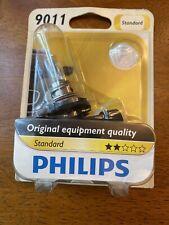 Philips Standard HIR1 9011 Halogen Replacement HeadLight Bulb, 1-Pack 9011B1