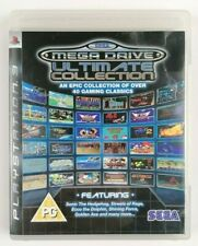 Sega Megadrive Ultimate Collection Sony Playstation PS3 Video Game