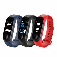 Hot Smart Watch Band Heart Rate Blood Pressure Monitor Tracker Fitness Wristband