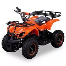 Pocketquad  Miniquad Quad Kinderquad Quad Pocketbike 800w Orange RV- Racing