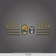 """01339 Viking """"Grand Tour"""" Bicycle Stickers - Decals - Transfer"""