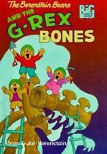 The Berenstain Bears and the G-Rex Bones (Big Chapter Books)-ExLibrary