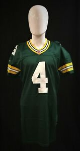 Brett Favre 2000 Green Bay PACKERS GAME ISSUED Home Jersey