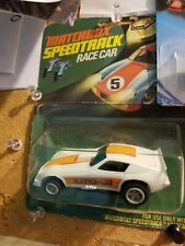 Matchbox Race And Chase Corvette
