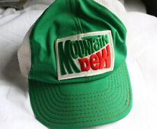 VINTAGE MOUNTAIN DEW HAT
