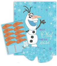 Disney Frozen Stick The Nose On Olaf AWE2075 Party Supplies Game Decoration