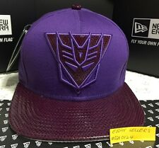 NEW ERA- transformer men woman unisex authentic snapback cap Special Edition