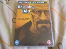 Breaking Bad Season 4 [DVD Region 2] 4 disc set