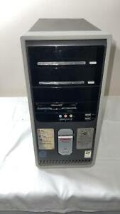 COMPAQ PRESARIO SR1000T TOWER PC INTEL PENTIUM 4 2.8GHz 512MB 160GB