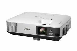 Epson PowerLite 2255U Wireless Full HD Wuxga 3LCD Projector 1920x1200 5000 Lumen