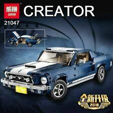 21047 1648PCS Creator Expert Ford Mustang Building Blocks Bricks Assembled Toys