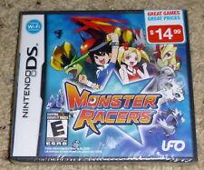 Monster Racers - Nintendo DS  - Brand New