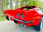 1973 Chevrolet Corvette  1973 Chevy Corvette Last Year Rear Chrome Bumpers Garage Barn Find NO RESERVE