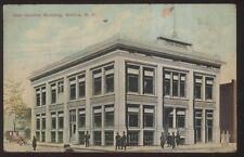 Postcard ELMIRA New York/NY  Star Gazette Newspaper Office Building view 1907