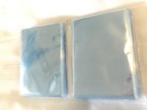 Lenayuyu 200pcs Board Game soft clear Card Sleeves 60mm*87mm