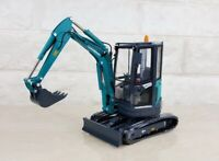 Diecast Toy Model Gift 1:20 SUNWARD SWE25UF Ultra Small Round Excavator Vehicles