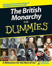 The British Monarchy For Dummies-ExLibrary