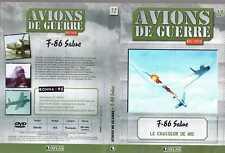 DVD avions de guerre - F-86 Sabre | Documentaire | Lemaus