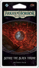 Arkham Horror The Card Game - Before the Black Throne  Mythos Pack - English