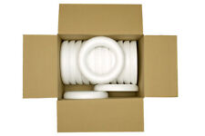 Peak Dale Wreath Rings Fat Back Polystyrene 120mm Box of 16