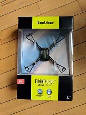 Brookstone Flight Force Stunt Drone - BD20, New In Box