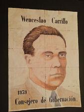 10 CUPONES RACIONAMIENTO GANDIA VALENCIA  (WENCESLAO CARRILLO)