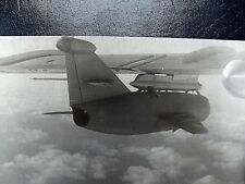 "Original photo. KS-1 ""Comet"". Soviet aircraft anti-ship cruise missile. 1964."
