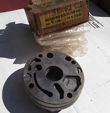 55 - 62 GM Corvette w/ V8 & P.G. Transmission Rear Oil Pump Assembly NOS 3713661