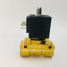 """elettrovalvola 24v normalmente aperta sicurezza compressori 3/8"""" ode 21PW3F0V120"""