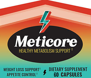 Meticore Metabolism Control - Keto Weight Loss Pills