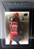 2009-10 Michael Jordan Upper Deck Jordan Legacy Basketball Card #20