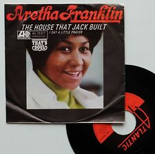 """SP Aretha Franklin  """"The house that Jack built - I say a little prayer"""""""