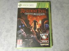 Capcom X360 - Resident Evil Operation Raccoon City
