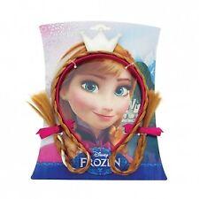 Official Disney Frozen Girls Princess Tiara Hair Headband Fancy Dress Accessory Anna