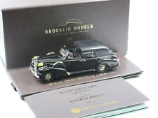 Brooklin für Musei Vaticani 1938 Cadillac V16 Series 90 Fleetwood Town Car 1/43