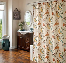Bird fabric  SHOWER CURTAIN