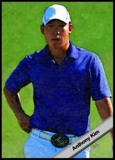 ANTHONY KIM 2011 BALLY ART PGA ROOKIE #/10 MASTERS RECORD MOST BIRDIES IN ROUND