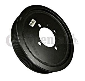 CONTITECH Crankshaft Belt Pulley For CHEVROLET Cruze J300 J305 1.7L V6 L4