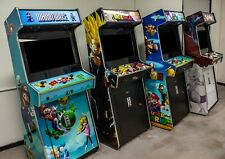 """Borne d'arcade 27"""" full hd 5000 jeux avec monnayeur"""
