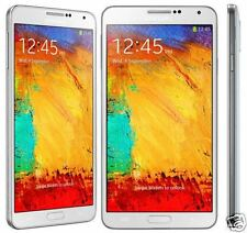 NEW SAMSUNG GALAXY NOTE 3 SM-N9005 QUAD-CORE 5.7'' 13MP 4G LTE 16GB WHITE