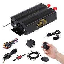 TK103B GPS SMS GPRS Car Tracker Locator Vehicle Tracking System + Remote Control