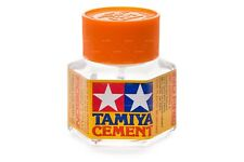 87.012 Tamiya Cement Liquid con pennellino (20ml) - Tamiya 87012