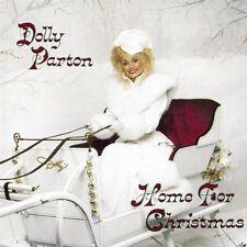 DOLLY PARTON - HOME FOR CHRISTMAS: CD ALBUM (2008)