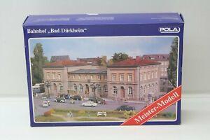 Pola 654 Bahnhof Bad Dürkheim in H0 Bausatz