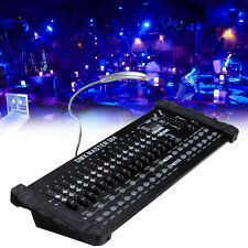 Pro 384CH DMX 512 Stage Light Controller Laser Lamp Operator DJ Stage Show Party
